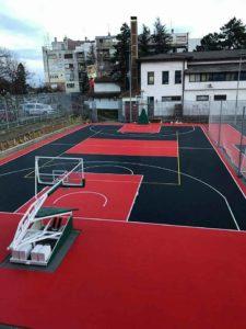 U Aranđelovcu završeno proširenje sportskih terena
