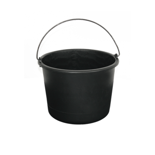 Bucket for mortar 12l