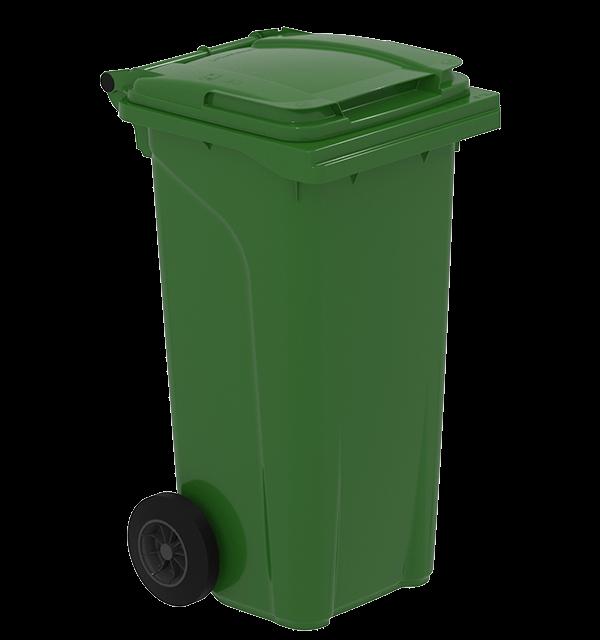 Waste bin - 120l urban